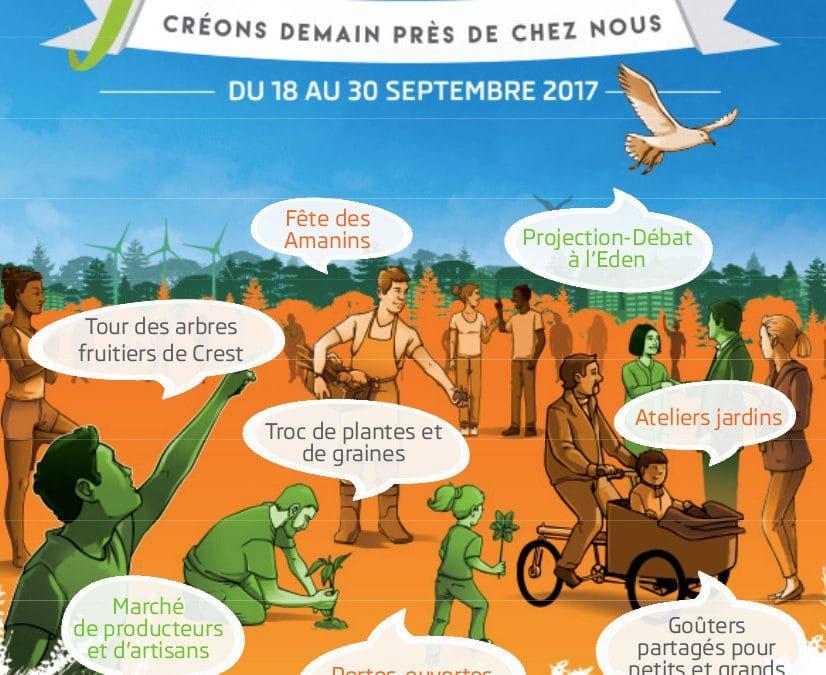 Les Incroyables Comestibles Val de Drôme se mobilisent pour la Fête des Possibles !